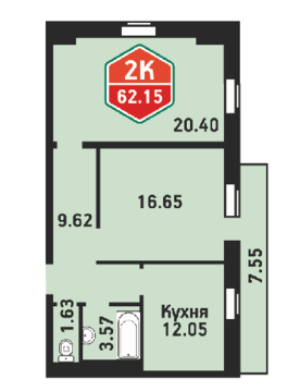 Продажа квартиры, Тюмень, Ул. Дружбы, Купить квартиру в Тюмени по недорогой цене, ID объекта - 318378925 - Фото 1