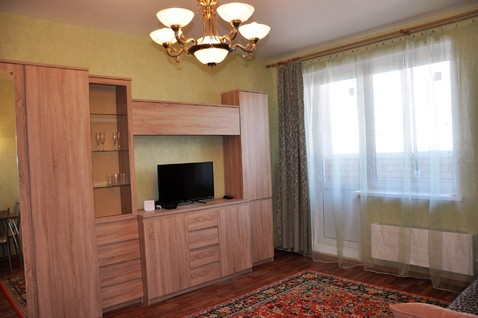 Сдаю отличную студию в новом доме с хорошим ремонтом в Мытищах - Фото 2