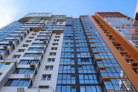 Квартира 55м2 на 14этаже с евроремонтом и мебелью в Крылатском - Фото 1