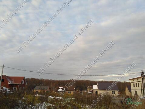 Киевское ш. 11 км от МКАД, Кнутово, Участок 6 сот. - Фото 1