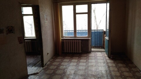 1-к полноценная квартира в Балаково ул. Набережная Леонова 28 - Фото 4
