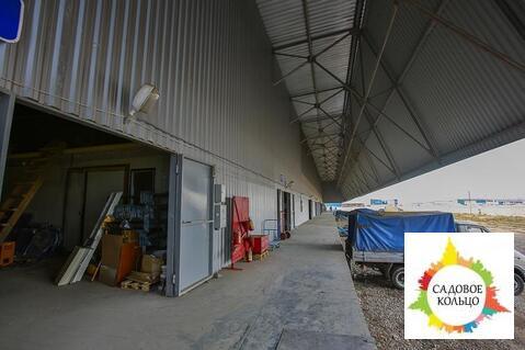 Предлагаются варенду склад- 400 кв.м. Потолки - 6-10 м. Пол ровный бет - Фото 3