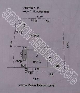 Продается 4-к Дом ул. Малая Новоселовка - Фото 1