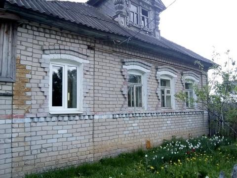 Срочно продаю крепкий кирпичный дом в г.Бор п.Б-Пикино, низкая цена - Фото 1