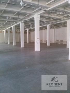 Сдается складское помещение1000 кв.м. В+