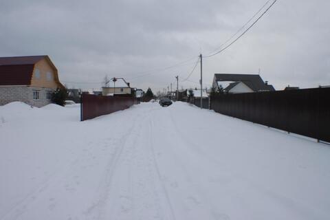 Участок 13 соток в городе Карабаново Владимирской области - Фото 1