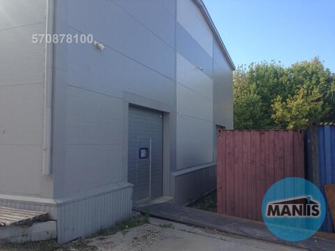 Предлагаем в аренду отдельно стоящее одноэтажное здание, теплый склад - Фото 3