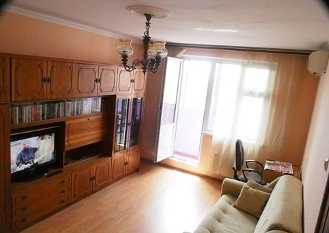 Аренда 1 ком квартиры 40 кв.м с хорошим ремонтом - Фото 3