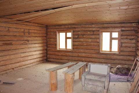 Продается бревенчатый дом в д. Орехово, Жуковский район - Фото 3