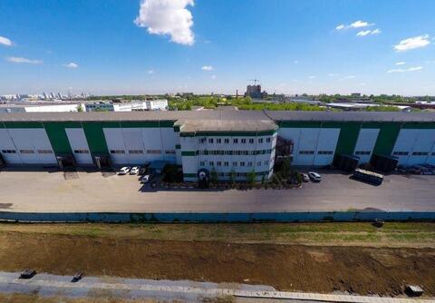 Складской комплекс 9125 м2 класса А в Подольске - Фото 1