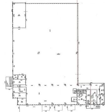Сдам складское помещение 1930 кв.м, м. Купчино - Фото 3