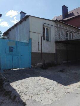 Продажа дома, Воронеж, Рабфаковский пер. - Фото 1
