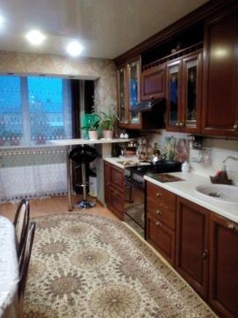 3 комнатная квартира в р.п.Тума, Клепиковского р-на, Рязанской области. - Фото 1