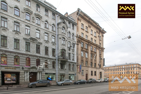 Квартира в сталинском доме в центре Петроградки - Фото 3