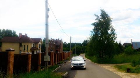 Участок 17 соток ИЖС в дер.Сутоки, Щелковского района. - Фото 1