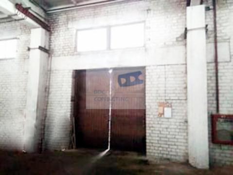 Неотапливаемый капитальный склад 850 кв.м. в Левобережной промзоне - Фото 2