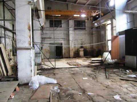 Предлагается в аренду производственное помещение 1080 в Дмитрове, дзфс - Фото 4