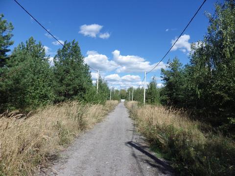 Продам земельные участки в закрытом коттеджном поселке в селе Малинино - Фото 2