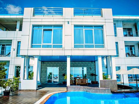 Шикарная вилла-гостиница с панорамным видом на море - Фото 3