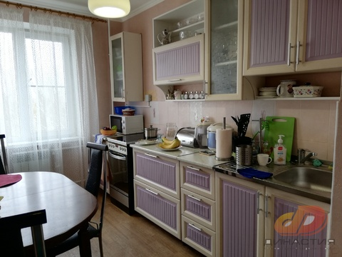 Трёхкомнатная квартира, ул. 50 лет влксм - Фото 1