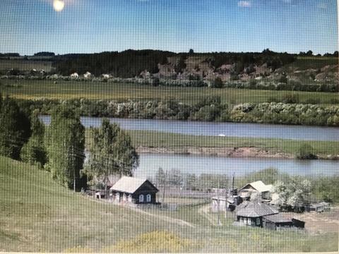 Земельный участок 20 сот на берегу р. Сылвы - Фото 2