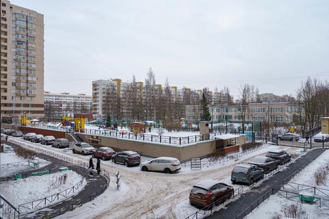 Продажа квартиры, м. Проспект Ветеранов, Ветеранов пр-кт. - Фото 5
