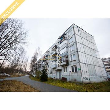 3-к квартира в гарнизоне Бесовец, 64.5 м, 4/5 эт. - Фото 2