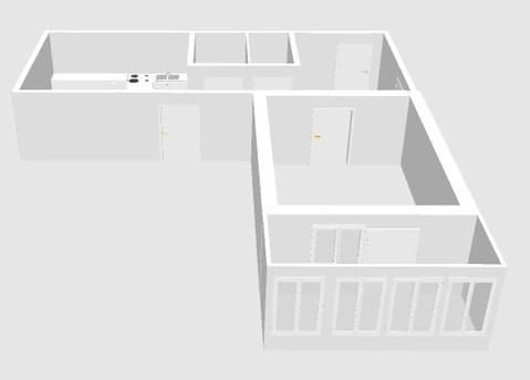 Комната в 3-комнатной квартире 35 мкр.9д - Фото 3