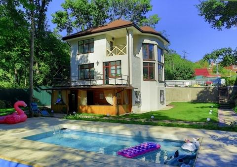 Дом в элитном коттеджном поселке - Фото 1