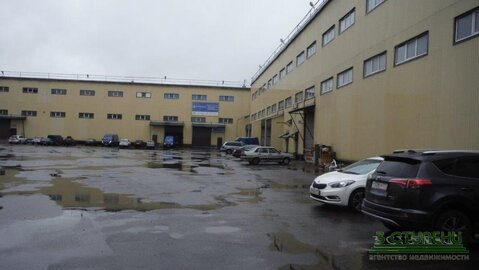 Аренда склада, Мытищи, Мытищинский район, 4-я Парковая улица - Фото 1