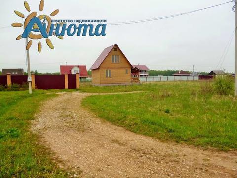 Продается участок в коттеджном поселке Верховье Калужской области - Фото 1
