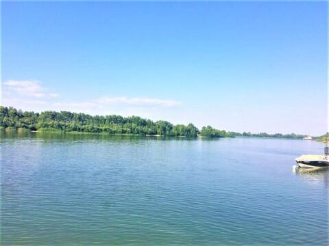 5 га(500 соток) с выходом на реку Дон около ст.Старочеркасской Асфальт - Фото 1