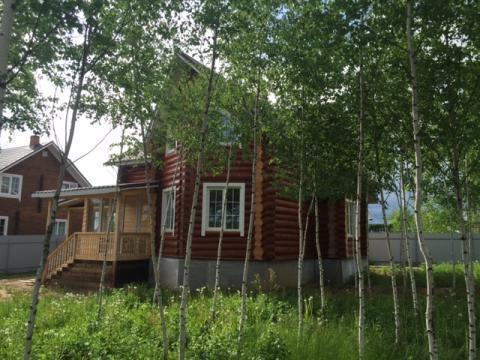 Новый дом 175 кв.м д. Сидориха Чеховский р-н - Фото 2