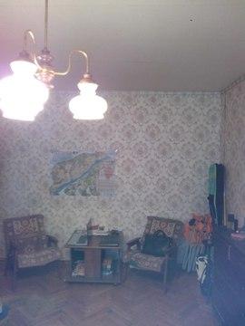 Продается квартира, на первом этаже в панельном доме, окна не на . - Фото 4
