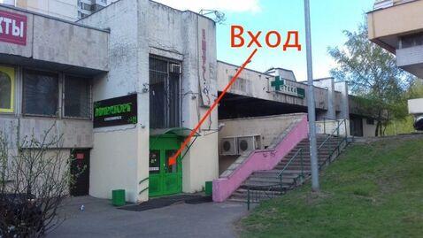 Торговое помещение 500 кв.м. в Северном Чертаново. - Фото 1