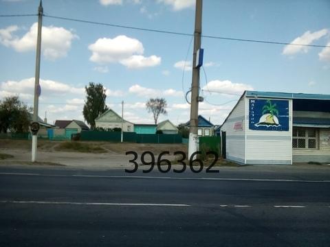 Продаю земельный участок 15сот 1я линия, трасса м5 - Фото 2
