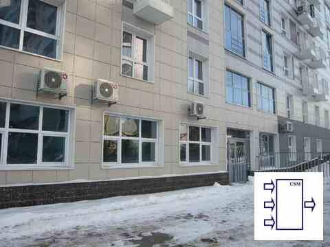 Уфа. Офисное помещение в аренду ул.Окт.революции 23а, площ.185 кв. м. - Фото 2