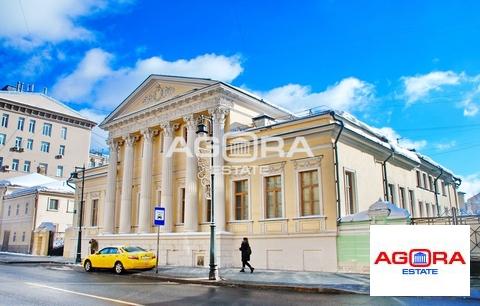 Продажа офиса, м. Парк культуры, Ул. Пречистенка - Фото 1