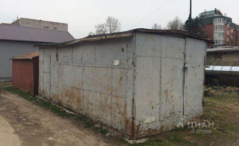 Аренда гаража, Обнинск, Ул. Красных Зорь