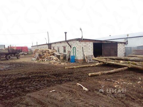 Производственное помещение в Удмуртия, Завьяловский район, д. Русский . - Фото 1