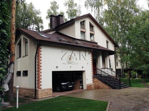 Сдается в аренду дом, Сколковское шоссе, 5 км от МКАД - Фото 2