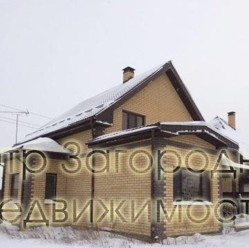 Коттедж, Симферопольское ш, 23 км от МКАД, Подольск, В городе. . - Фото 2