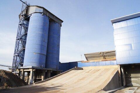 Продается Бетонный завод рбу с ж\д веткой в Наро-Фоминске МО - Фото 1