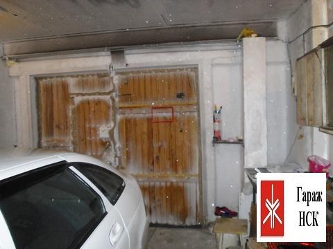 Сдам капитальный гараж, ГСК Звезда № 119, Академгородок, ул. Иванова 4 - Фото 4