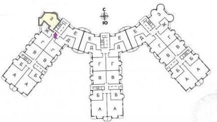 Объявление №49952649: Продаю 3 комн. квартиру. Москва, Вернадского пр-кт., д.92,