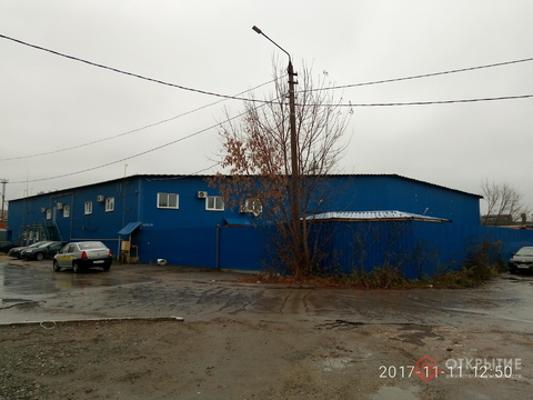 Складское здание (2300кв.м.) - Фото 4