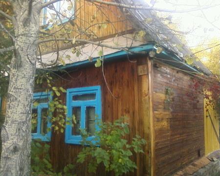 Продам сад участок с домом в ДНТ Пчелка, рядом с дер Новые Карашиды - Фото 1
