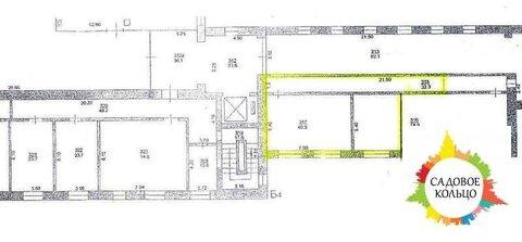 Помещение находится на 2 этаже, кабинетной планировки. Можно использов - Фото 2