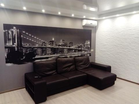 Отличная квартира с евро ремонтом - Фото 1