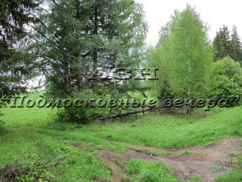 Дмитровское ш. 40 км от МКАД, Свистуха, Участок 636 сот. - Фото 1